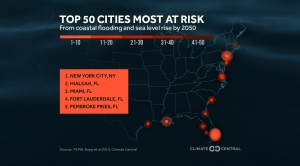 Coastal Cities at Risk