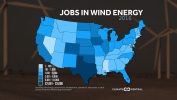 Jobs in Wind Energy in 2016