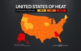 It's Official: 2016 Was Second Hottest Year for U.S.