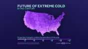 The Future of Extreme Cold in a Warming World
