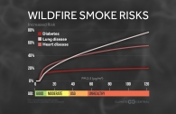 Wildfire Smoke Health Risks