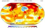This January Was the Third Warmest on Record Globally