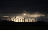 Wind Briefly Sets Record as Source for Electricity in U.S.