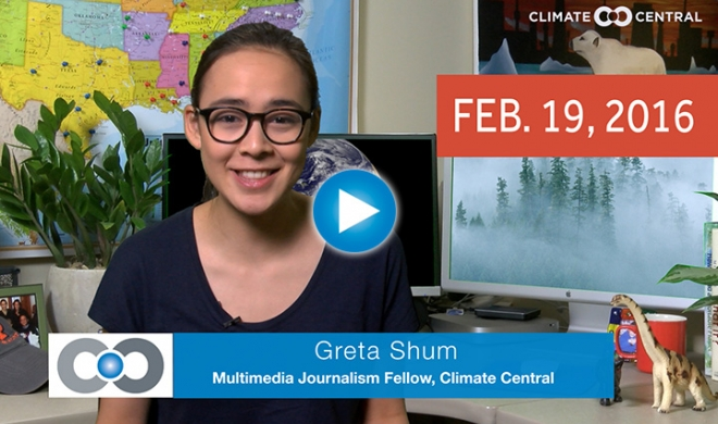 The Shum Show: January Numbers and Climate Sensitivity