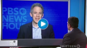 Ben Strauss on Coastal Flooding With PBS NewsHour