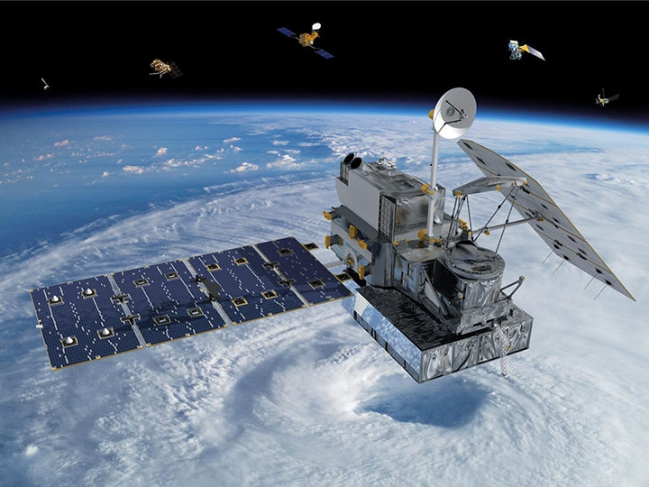 New Satellite To Improve Climate And Weather Forecasts Climate - Live weather satellite images
