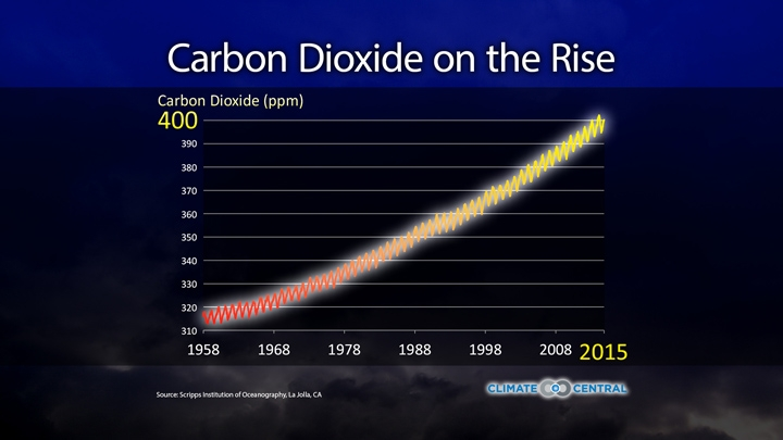 an analysis of the rise of carbon dioxide levels in the atmosphere New meta-analysis results indicate that 2-degree target is unlikely to be met   the main reasons for the rise is the increase in carbon emissions  the  concentration of carbon dioxide in the atmosphere reached a new high in.
