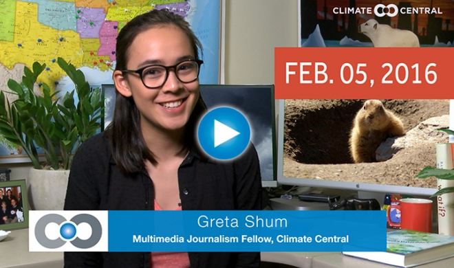 The Shum Show: Global Warming, Groundhog Style