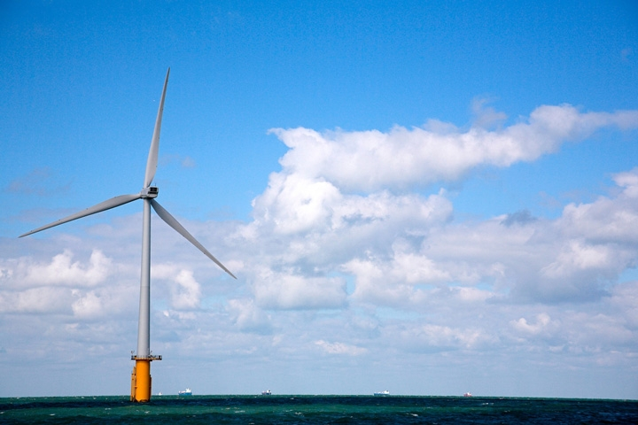 World's Largest Offshore Wind Farm to Be Built in U.K