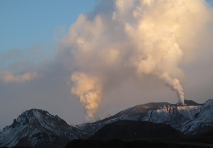 Volcanic Eruption In Iceland Did Little To Lower Co2