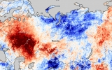 Summer Heat Waves May be Linked to Arctic Warming