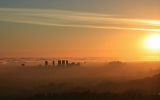 Southern California's Fog Falls Victim to Concrete