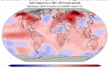 February, Winter Were Record Warm For Planet
