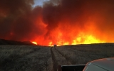 Drought, Weather Fuel Record Oklahoma Wildfires
