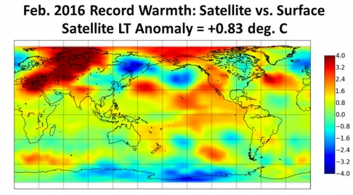 what to know about february s satellite temp record climate central