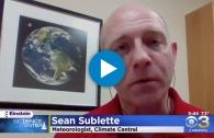 Sublette on Arctic Sea Ice Maximum Extent