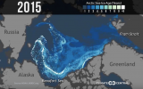 This 23-Second Video Shows Old Arctic Sea Ice's Demise