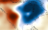 Scientists Pore Over Warm West, Cold East Divide