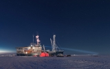 Arctic Research Vessel Set Adrift to Study Sea Ice Decline