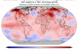 March Continues Streak of Exceptional Global Warmth