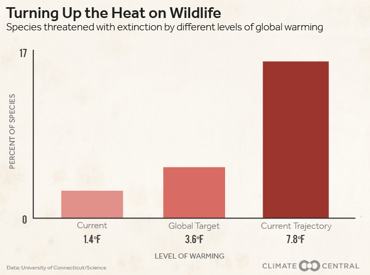 Global warming a threat?