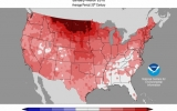 The U.S. Is Experiencing Its Third Warmest Year-to-Date