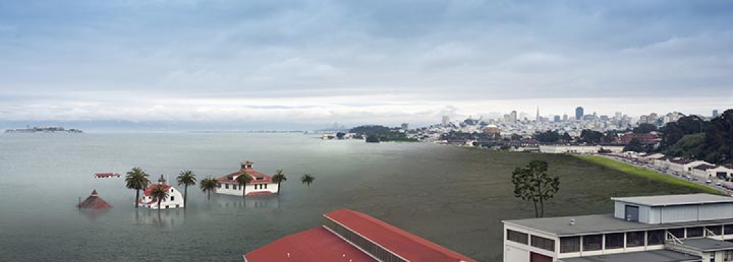 San Francisco Rising To Threat Of Swelling Seas