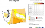 Washington's 'Wet Drought' Gets Worse