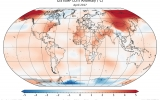 Warm Arctic Fuels Second-Warmest April on Record