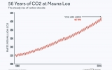 CO2 Nears Peak: Are We Permanently Above 400 PPM?