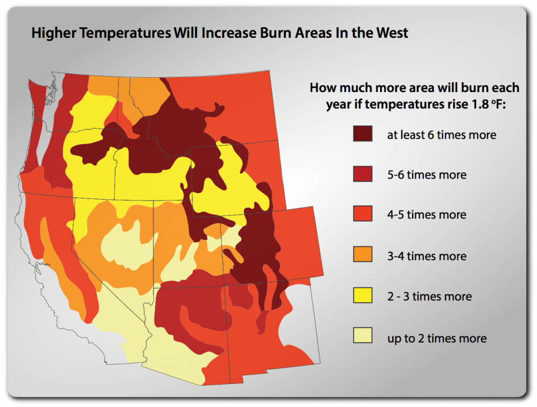 Will The West Ever Be Able To Live With Fire Climate Central