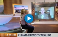 Larson Talks Climate-Friendly Cars on Weather Channel