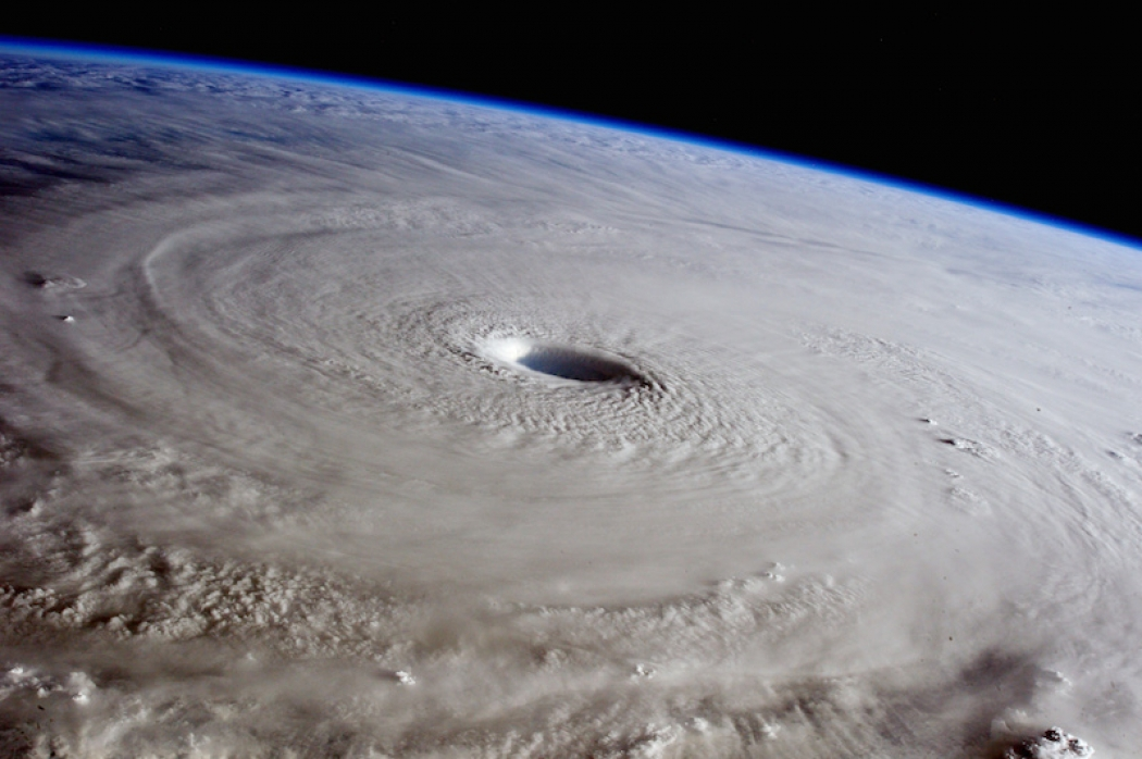 Warmer Oceans Will Make Typhoons More Intense | Climate Central