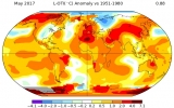 May Continues a Ridiculous Warm Streak for the Planet