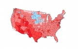 Summertime Blues? U.S. Seeing Red as Temps Rise