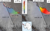 The Larsen C Rift is Racing to Its Conclusion