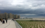 New York Boardwalk Shows Climate Adaptation Costs