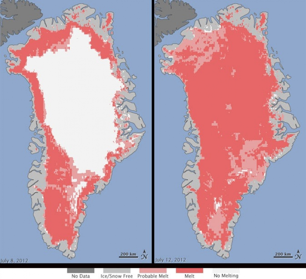 The story behind record ice loss in greenland climate central the story behind record ice loss in greenland gumiabroncs Gallery