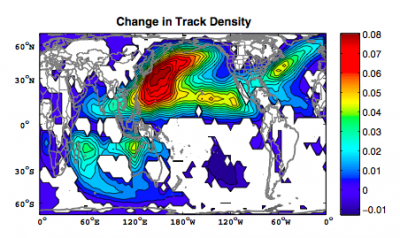 Will tropical Cyclones become more Common as a result of climate change?