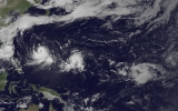 El Niño Helps Boost Pacific Storm Season