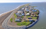 Alaska Towns At Risk from Rising Seas Sound Alarm