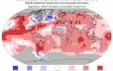 2015 Edges Closer to Warmest Year on Record