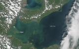 Heavier Rains Mean More Toxic Blooms for Lake Erie