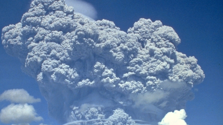 Mt. Pinatubo Eruption Hid Rate of Sea Level Rise