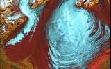 Image of the Day: The Tongue of the Malaspina Glacier