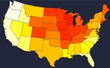 2012 Record Temperatures: Which States Led the Nation