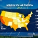 Job Growth in Wind & Solar Energy
