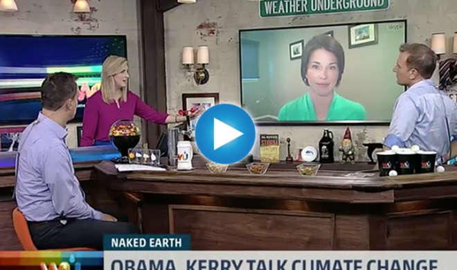 Woods Placky Talks Climate Change in Alaska