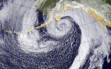 Image of the Day: Massive Storm Strikes Alaska (Again)