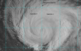 Hurricane Kilo Crosses Dateline, Becomes Typhoon